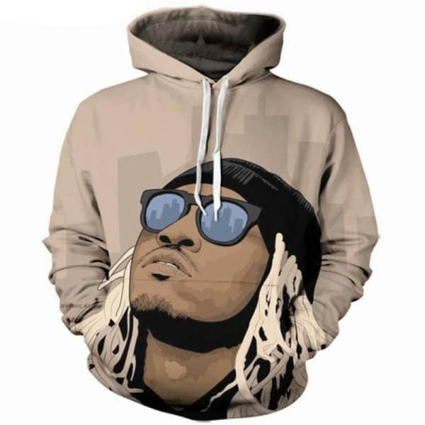 Casual Urban Chill Hoodie