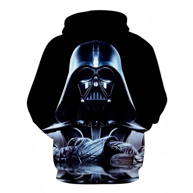 Chill Hoodies Sweatshirts Men Women Kids Adult Darth Vader Hoodie Starwars 1