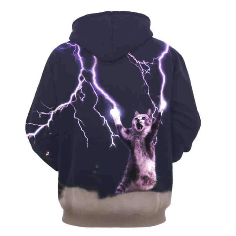 Chill Hoodies Dr Catbolt Hoodie