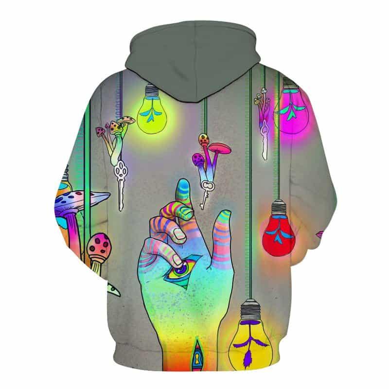 trippy fantasy hoodie