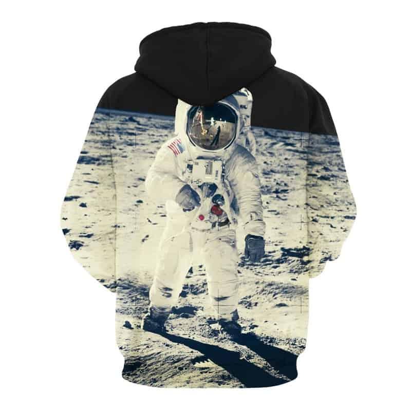 Chill Hoodies Sweatshirts Men Women Kids Adult Iconic American Astronaut Hoodie 1