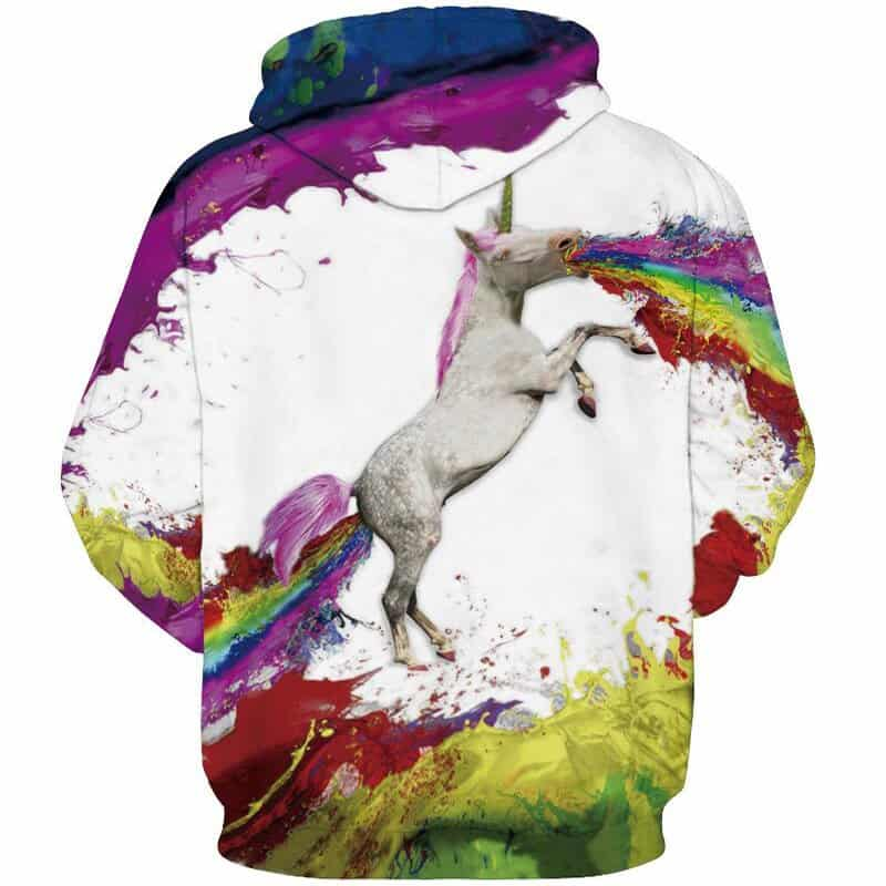 Chill Hoodies Sweatshirts Men Women Kids Adult Majestical WTF Unicorn Hoodie 1