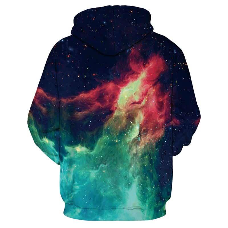 nebula fire hoodie