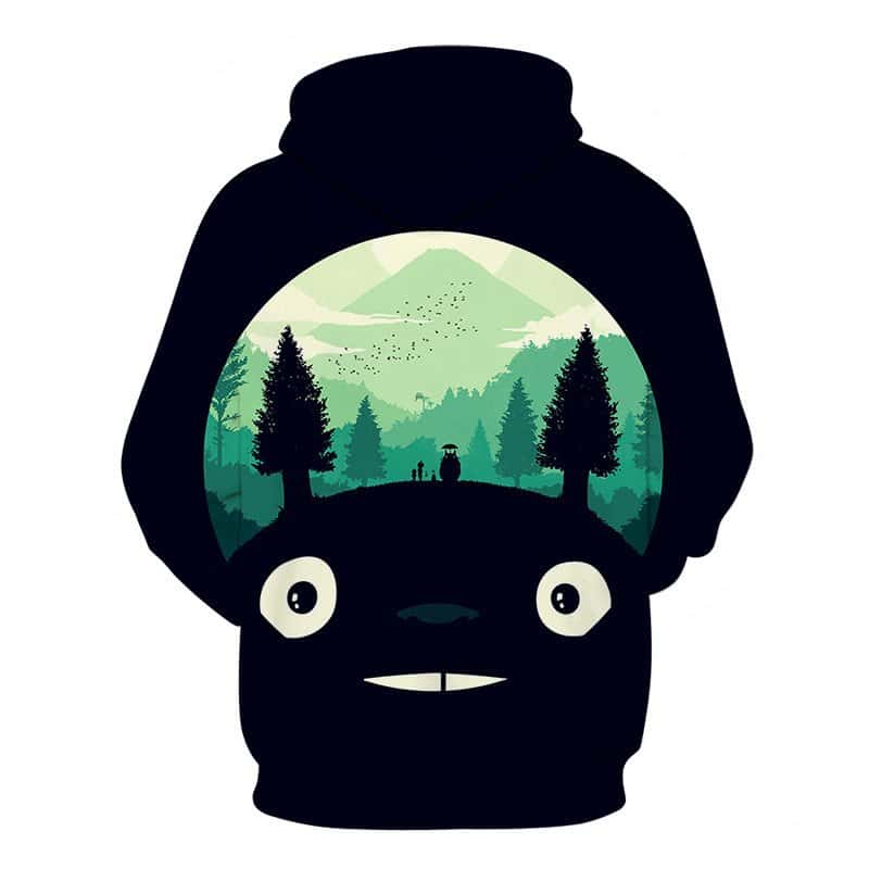 Chill Hoodies Sweatshirts Men Women Kids Adult Totoro Hoodie World Concept 1