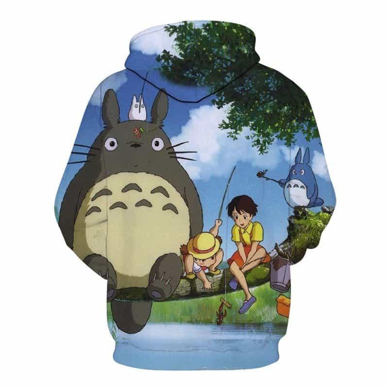 Vintage My Neighbour Totoro Hoodie